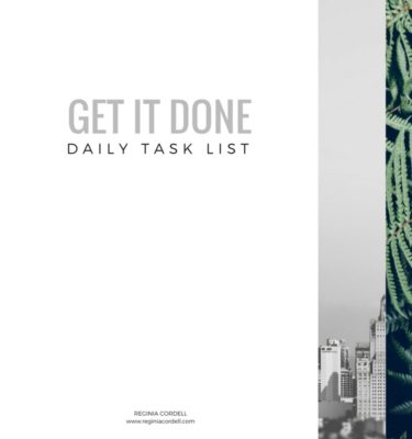 Get it done task list2
