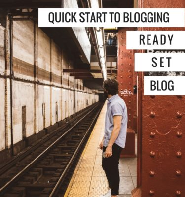 Quick-start-to-blogging