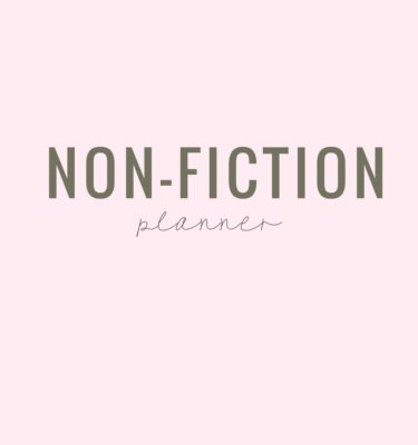 non-fiction-planner